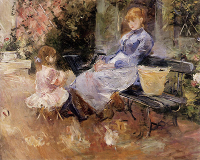 The Fable Berthe Morisot